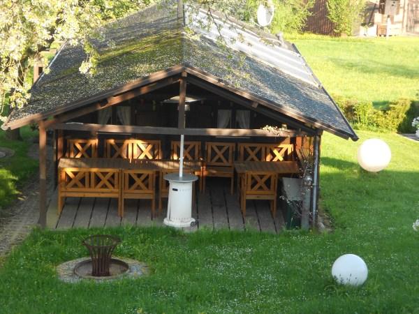 Jagdhütte in Thüringen